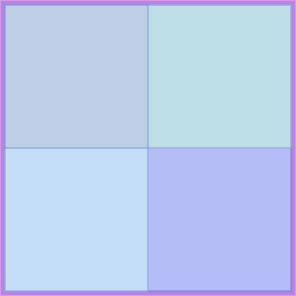 Rep-tile square